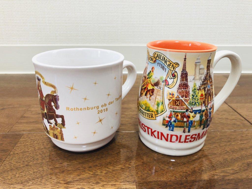 クリスマス・マグカップ